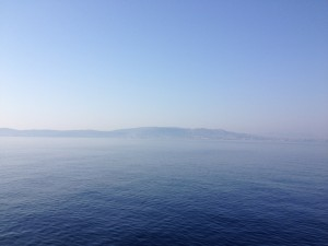 The Island of Aegina