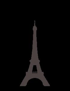 Eiffel Tower - Bonjour!