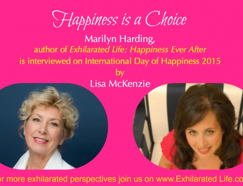 Marilyn Harding with Lisa McKenzie