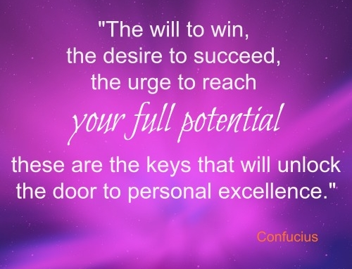 Who holds the keys to your self-fulfillment?