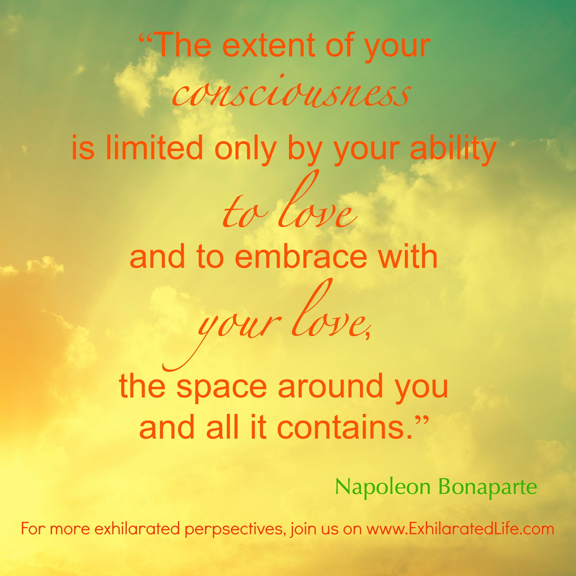 What Are the Limits of Your Love?