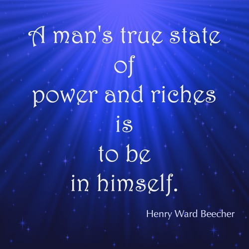 Are you running a personal power deficit?