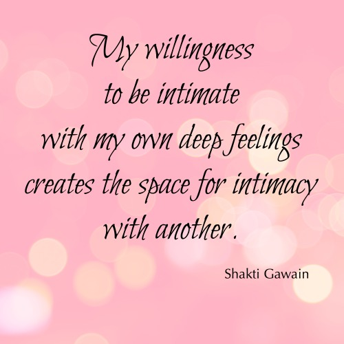Do you want the secret to ecstatic intimacy?